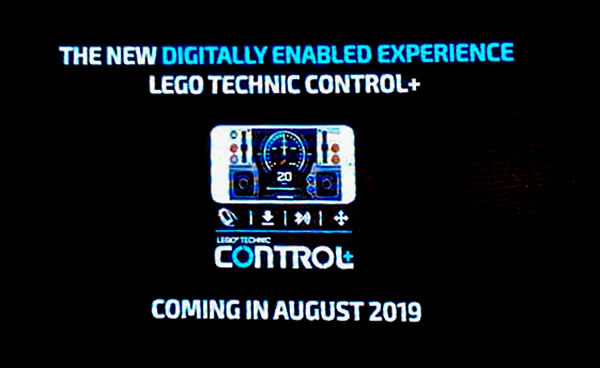 Nouveauté Lego Technic 2019 42100 Liebherr R9800 Avec Système