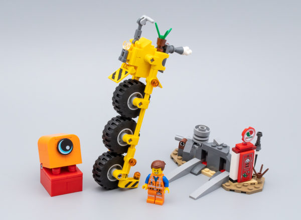 70823 Emmet's Thricycle !