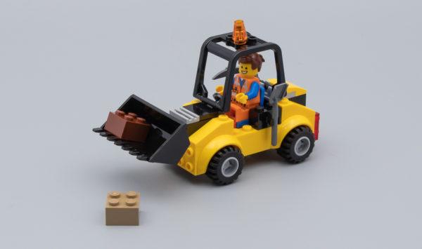 70832 Emmet's Builder Box