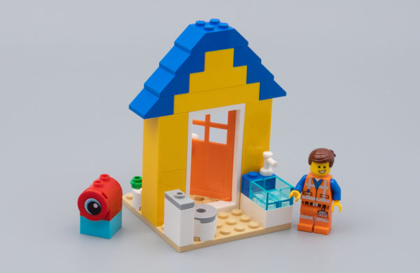 70832 Emmet's Builder Box