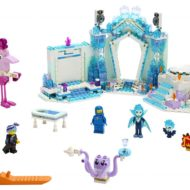 70837 Shimmer & Shine Sparkle Spa!