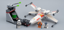 Très vite testé : LEGO Star Wars 75235 X-Wing Starfighter Trench Run