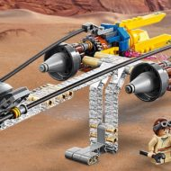 75258 Anakin's Podracer – 20th Anniv. Edition