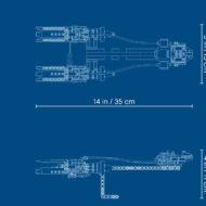 75258 Anakin's Podracer – 20th Anniv. Edition