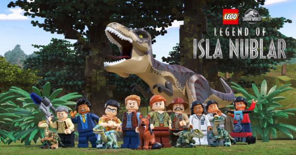 LEGO Jurassic World : Legend of Isla Nublar