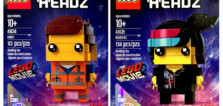 Figurines BrickHeadz The LEGO Movie 2 : ça se complique...