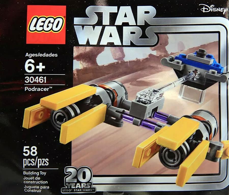 ▷ Nouveautés LEGO Star Wars 2019 : il y aura aussi des polybags