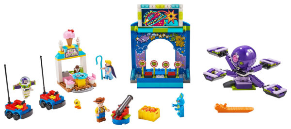10770 Buzz & Woody's Carnival Mania !