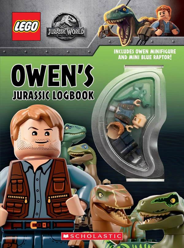 Owen's Jurassic Logbook