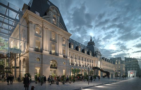 Rennes : Un LEGO Store dans le nouveau Palais du Commerce, mais pas avant 2025