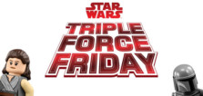 Star Wars Triple Force Friday : ce sera le 4 octobre 2019