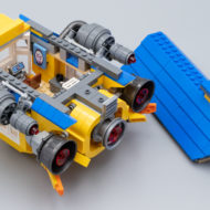 70831 Emmet's Dream House/Rescue Rocket