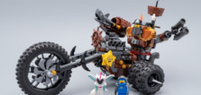Très vite testé : The LEGO Movie 2 70834 MetalBeard's Heavy Metal Motor Trike !