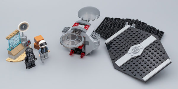 75237 Tie Fighter Attack