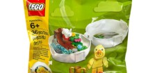 Bientôt chez LEGO : 853958 Seasonal Easter Skater Chicken Pod...