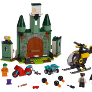 76138 Batman and The Joker Escape