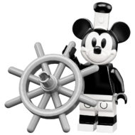 LEGO 71024 Disney Collectible Minifigures Series 2 - Mickey