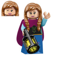 LEGO 71024 Disney Collectible Minifigures Series 2 - Anna