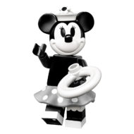 LEGO 71024 Disney Collectible Minifigures Series 2 - Minnie