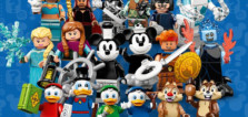 LEGO 71024 Disney Collectible Minifigures Series 2 : les visuels officiels sont disponibles