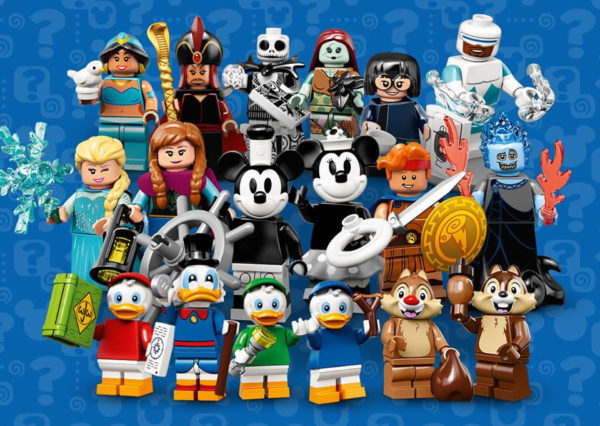 LEGO 71024 Disney Collectible Minifigures Series 2