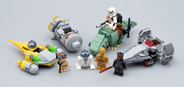 LEGO Star Wars Microfighters 2019