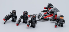 Très vite testé : LEGO Star Wars 75226 Inferno Squad Battle Pack