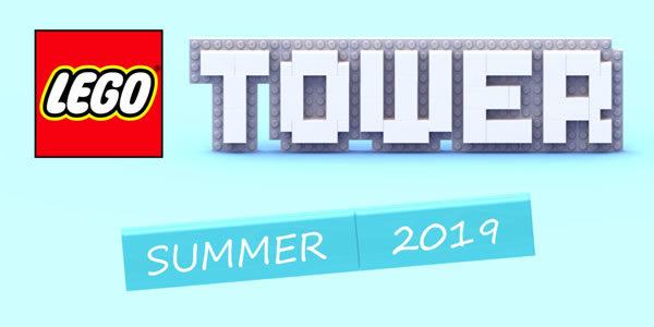 LEGO Tower : Une version LEGO du jeu Tiny Tower annoncée pour l'été 2019