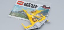 LEGO Star Wars 30383 Naboo Starfighter : L'autre cadeau offert pour May the 4th