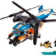 31096 Dual Rotor Helicopter