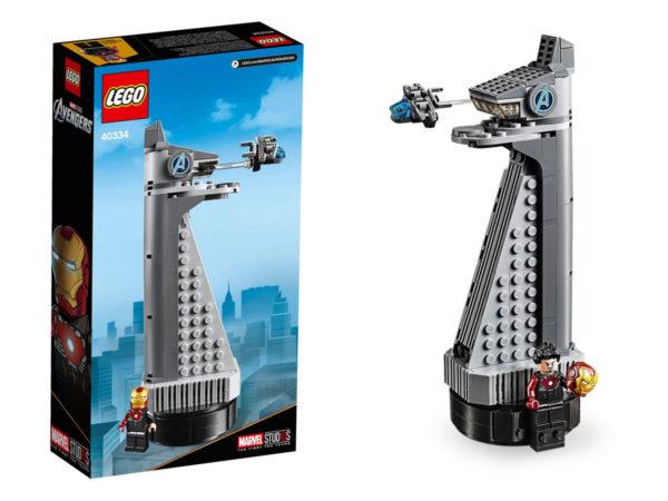 40334 Avengers Tower