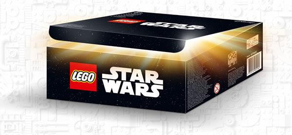 5005704 LEGO Star Wars Mystery Box