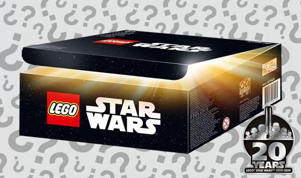 Sur le Shop LEGO : 5005704 LEGO Mystery Box offerte dès 85 € d'achat
