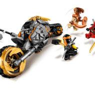 70672 Cole's Dirt Bike