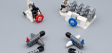 Très vite testé : LEGO Star Wars 75239 Action Battle Hoth Generator Attack