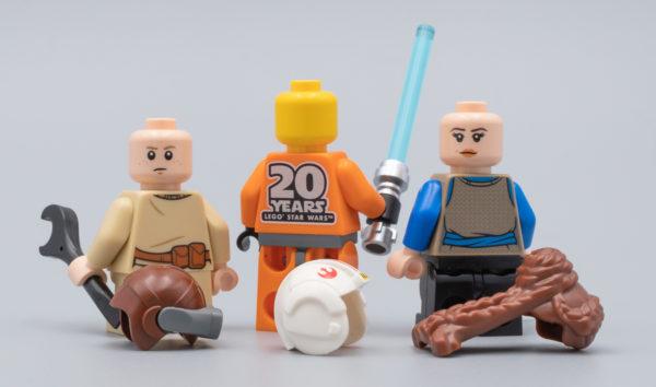 75258 Anakin's Podracer (20th Anniversary)