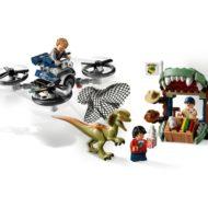 75934 lego jurassic world dilophosaurus loose 3 1