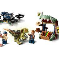 75934 lego jurassic world dilophosaurus loose 4 1
