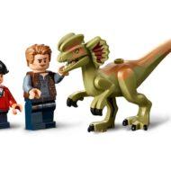 75934 lego jurassic world dilophosaurus loose 7 1