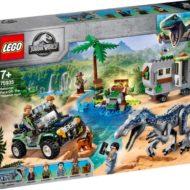 75935 lego jurassic world baronyx face off treasure hunt 1 1