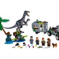 75935 lego jurassic world baronyx face off treasure hunt 2 1