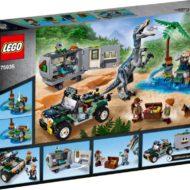 75935 lego jurassic world baronyx face off treasure hunt 3 1