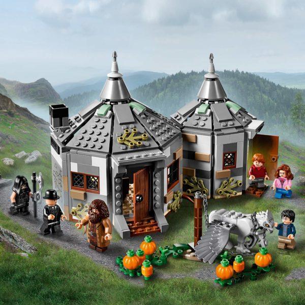75947 75947 Hagrid's Hut Buckbeak's Rescue