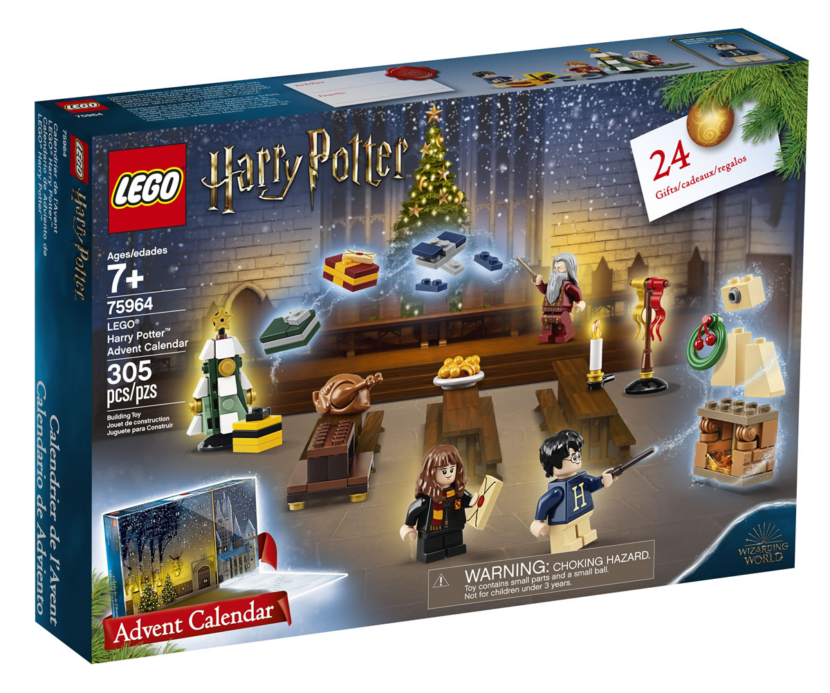 nouveaut s lego harry potter 2019 premier visuel du set. Black Bedroom Furniture Sets. Home Design Ideas
