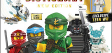 LEGO Ninjago Visual Dictionary New Edition : Teen Wu sera la minifig exclusive