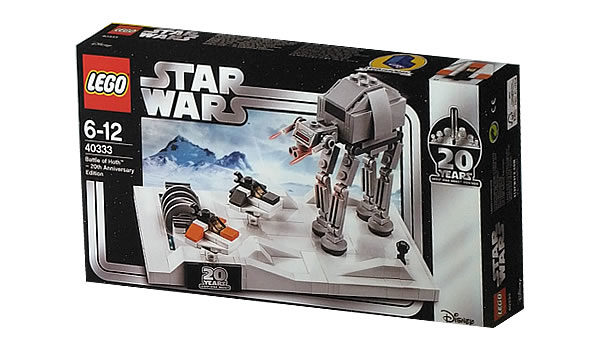 40333 Battle of Hoth (20th Anniversary Edition)