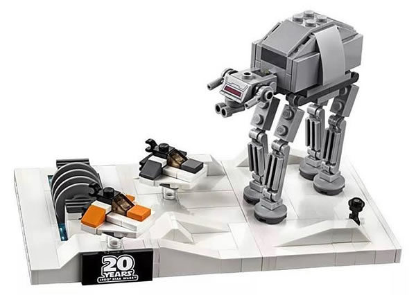 40333 Battle of Hoth (2oth Anniversary Edition)