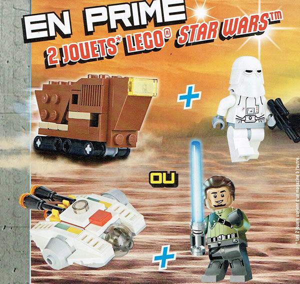 lego starwars magazine gifts may 2019