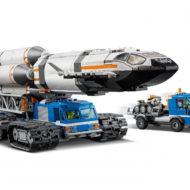 60229 Rocket Assembly & Transport