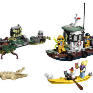 LEGO Hidden Side 70419 Boat